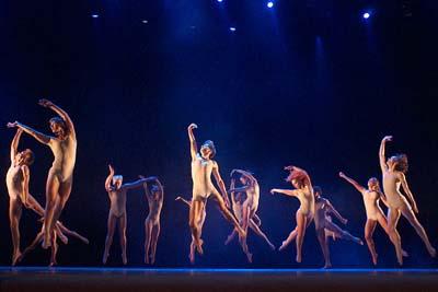 Болеро на музыку Мориса Равеля театр Киев модерн-балет